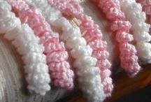 Crocheting - Edgeing / by Susan Elliott Broughton