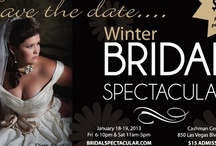 Bridal Spectacular Winter 2013 Show / Bridal Spectacular Winter Show - January 18 & 19, 2013 Cashman Center 6-10pm Friday and 11am-5pm Saturday. visit Knight Sounds Entertainment in booth 115 to meet DJs and discuss our services.
