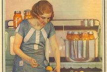 * Canning * Preserving * Old Fruit Jars - Etc. ** / ♥ = tried & loved / by Veronica Ritchey