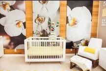 Celebrity Nurseries Featuring Monte Design