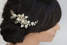 "Hair Accessories / Inspiration for hair accessories for ballet costume for the Fairy in the ballet ""A Cinderella Story""."