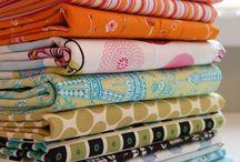 Fabric swatches / by Jennifer Noyes