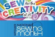 National Sewing Month!