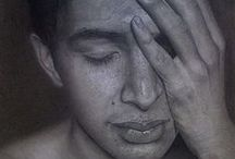 Drawing Hyperrealism By Anyelo Gonzalez / Drawings based graphite, charcoal, pastel chalks and others, experiment with different media seeking to discover new techniques, I'm a curious art.