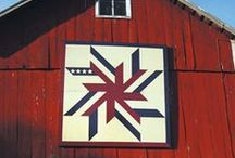 Barn Quilt Blocks!