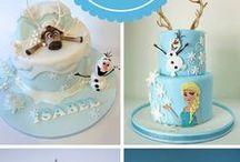 Children's Birthday Cake Inspiration