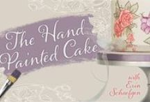 Paint your own cake / Cake painting tips