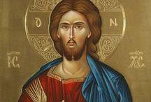 Iconografía / Iconos ortodoxos griegos