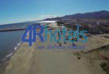Videos 4R Hotels / Vídeos de nuestros hoteles en Salou, Calafell y l'Hospitalet de l'infant y de las playas de la Costa Dorada.