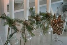 Winter Wonderland / Walking in a Winter Wonderland... how to being the Festive Season to life in your home