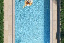 Salt Safe Non-Slip Swimming Pool Drainage Systems by Aquabocci / How to select a drainage system for your swimming pool. Salt water will etch most metals including stainless steel, so try to find a drainage system that comes with a warranty. Another important safety consideration for children is a non-slip rating of no less than R-13.  Non-slip salt safe drainage products are available from The Official Aquabocci Online Drainage Store.