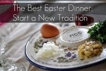 Easter / Ideas and recipes, some just for fun, some serious, some serious fun, all to help get into the Easter spirit.