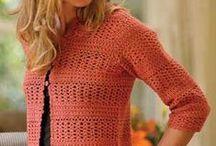 Summer+spring / Crochet e tricot
