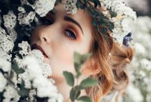 Portraits (flowers)