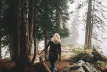 Portraits (forest)