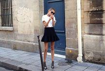 Cute style / Casual mood