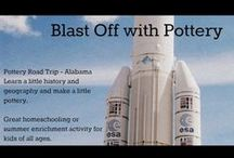 Pottery Road Trip