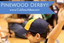 Pinewood Derby | Cub Scouts / The Cub Scout Pinewood Derby is one of the highlights of the Cub Scouting year!