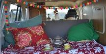 Cool Campers...On the Road! / Campy Camper, from Biarritz to freedom...