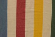 """Campy """"Biarritz"""" / Un Campy aux couleurs de la ville, inspiré des célèbres tentes situées sur la grande plage de Biarritz."""