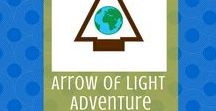 Building a Better World:  Arrow of Light Adventure | Cub Scouts / The Arrow of Light required adventure, Building a Better World, helps Cub Scouts become strong, participating citizens.
