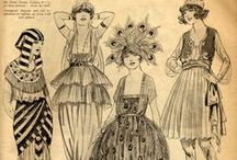 ❀ Costumery❀ / historic, ethnic, stage and masquerade apparel / by SFBlau