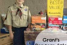 Fundraising | Cub Scouts / Cub Scout packs need money to operate.  Here are some great ideas for selling popcorn.  You'll also find some popcorn alternatives here too.