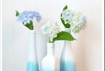 Blue Ombre Party / Party  Decorations