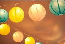 Lanterns by Paper Lantern Store / Paper Lanterns