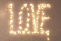 Fairy Lights / weddings, decorations, events, lighting, fairy lights, led lights, string lights, battery operated lights.