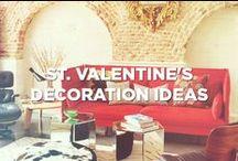 St. Valentine's Decoration Ideas by Brabbu  / St. Valentine's Decoration Ideas by Brabbu Design Forces  More from Brabbu at http://brabbu.com/en/index.php  Follow their pinterest at http://www.pinterest.com/brabbu/