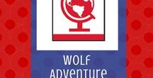 Finding Your Way:  Wolf Adventure | Cub Scouts / The Wolf Cub Scout elective, Finding Your Way, teaches the boys how to use a map and compass.