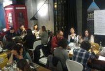 Colgate Team Working at Urban Station / Colgate ekibi tüm gün Galata şubemizde harika bir etkinlik gerçekleştirdi :)