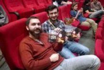 Seedstarts Istanbul / Bahçeşehir Üniversitesi'nde düzenlenen Seedstarts İstanbul'da bilin bakalım kim vardı? Elbette Urban Station. Girişimcilerimizle birlikteydik :)