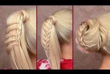 Haj - hair