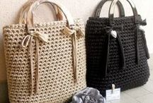 Crochet Bags / by Irre 70