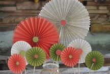 Pinwheels Backdrop & Party Decorations