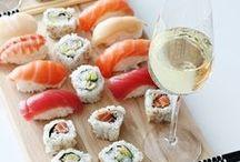 Sushi & Wine