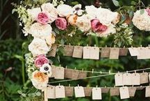 Rustic Themed Wedding / Rustic weddings, barnyard weddings and rustic wedding decorations and rustic wedding centerpieces ideas