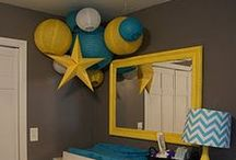 Nursery Room Ideas / Decorating for your kids' room? here are some ideas you can use!