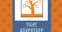 Family Stories:  Tiger Elective Adventure | Cub Scouts / Get tips and ideas to help your Tiger Cub Scouts complete the Family Stories elective adventure.