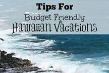 Travel Tips / Traveling to Hawaii soon? Check out out travel tips!
