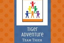 Team Tiger: Tiger Adventure | Cub Scouts / Find great suggestions for the Tiger Cub Scout adventure, Team Tiger.