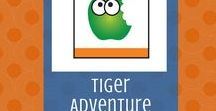 Tiger Bites:  Tiger Adventure | Cub Scouts / This board has ideas and suggestions for the Cub Scout Tiger Bites adventure.