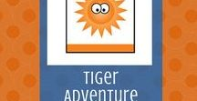 Earning Your Stripes:  Tiger Adventure | Cub Scouts / Check out these ideas and suggestions for the Tiger Cub Scout elective adventure, Earning Your Stripes.