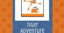 Tiger Tag: Tiger Adventure | Cub Scouts / Fun things you can do to help your Tiger Cub Scout work on the Tiger Tag adventure