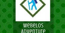 Webelos Walkabout:  Webelos Adventure | Cub Scouts / The Webelos Walkabout adventure is required for Webelos Cub Scouts.  It teaches the boys all about planning and executing a hike.