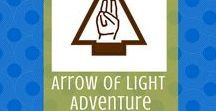 Scouting Adventure:  Arrow of Light Adventure | Cub Scouts / Learn some fun ways for your Cub Scouts to complete the Arrow of Light required adventure, Scouting Adventure.