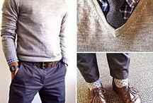 Men - Wear / Coole und trendige Trendsetter Mode für Herren