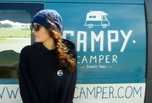 Let's 'get lost with women's CAMPY. / Woman & Campy